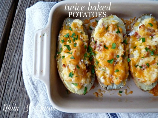 twice baked potatoes intro